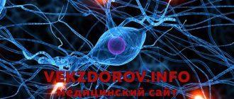 Симптомы нарушения работы вегетативной и соматической центральной нервной системы