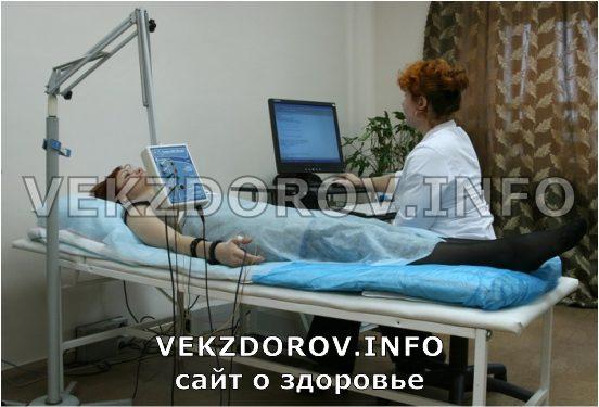 диагностика нервных заболеваний