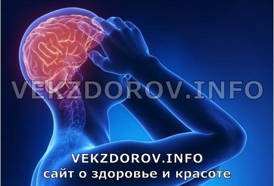 что происходит во время менингита в голове