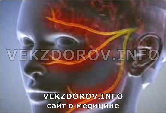 неврология тройничкового нерва
