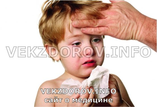 симптомы менингита у детей
