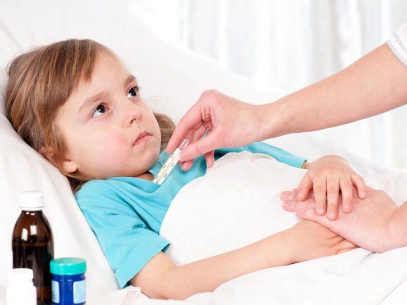 клещевой энцефалит у ребенка